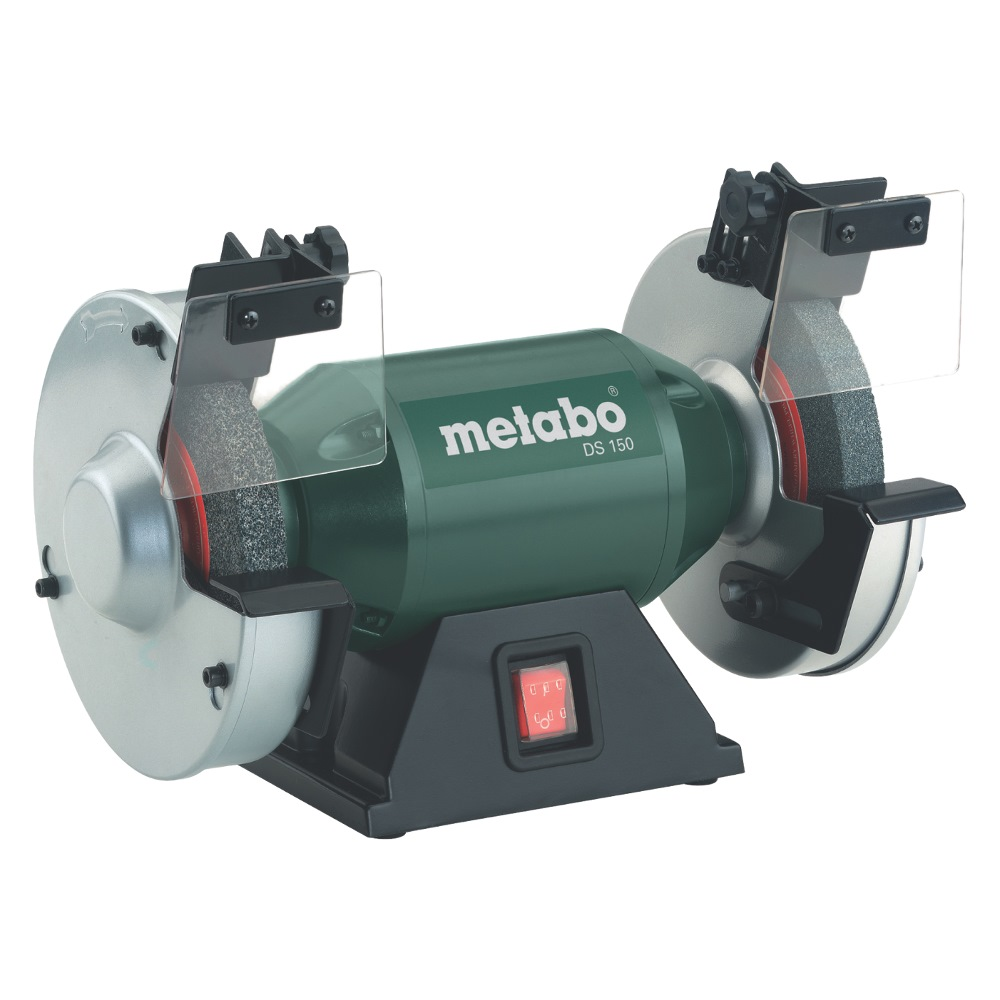Metabo Bench Grinder 350w Ds150 Sanding Grinding Machine Horme Singapore