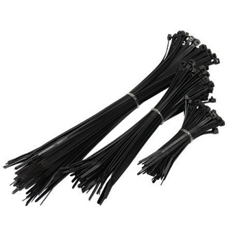 Cable Tie Black 100 Pkt Fasteners Horme Singapore