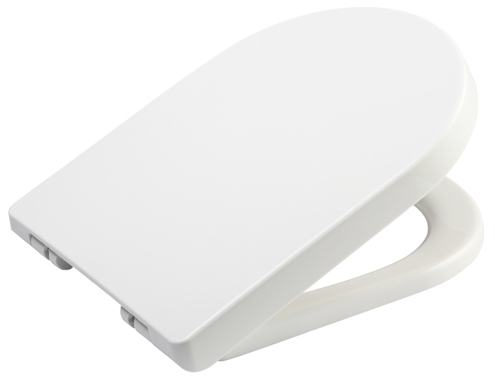 Showy Blanc Soft Close Toilet Seat Amp Cover 2935 Bathroom
