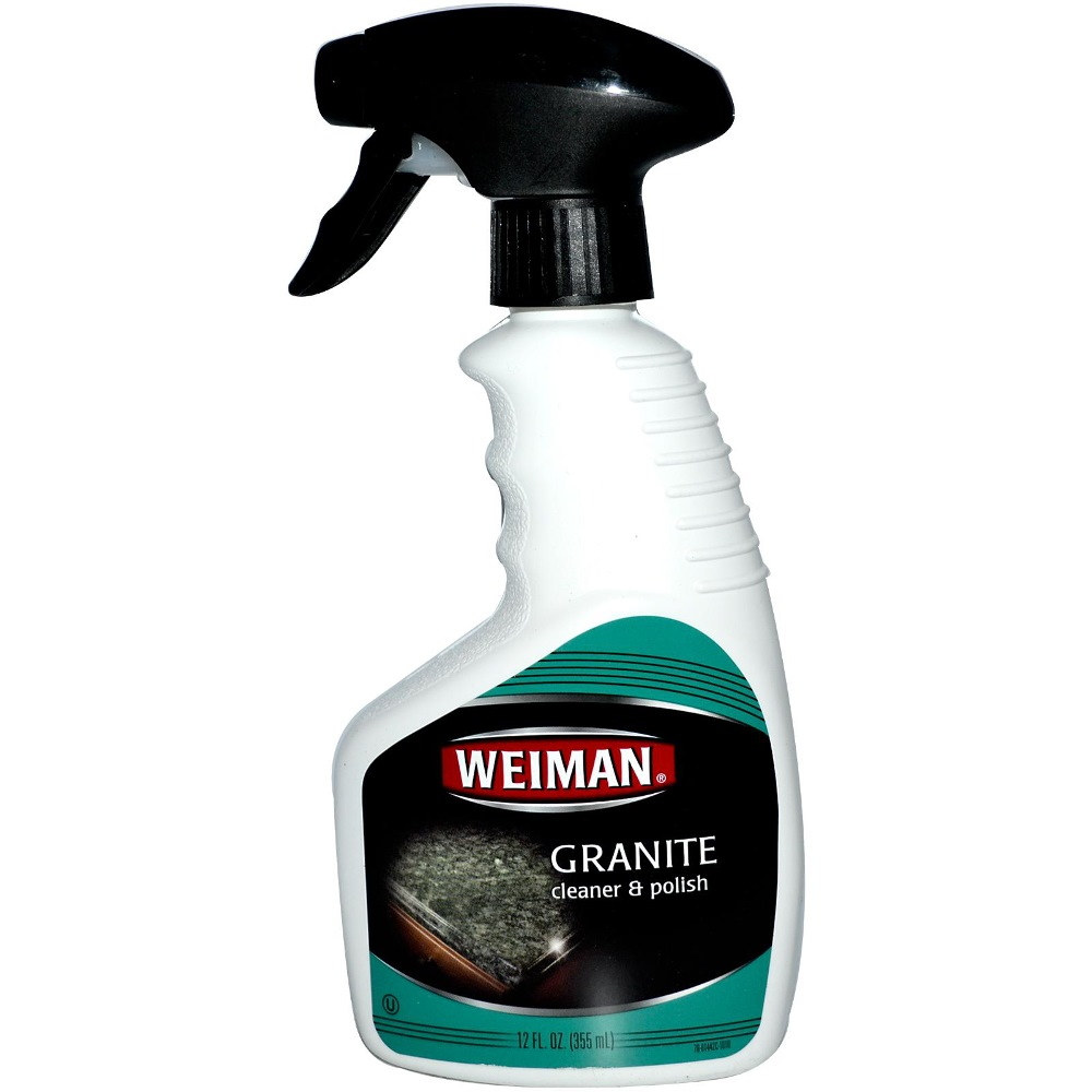 Weiman Granite Cleaner Amp Polish 355ml Cleaning Supplies