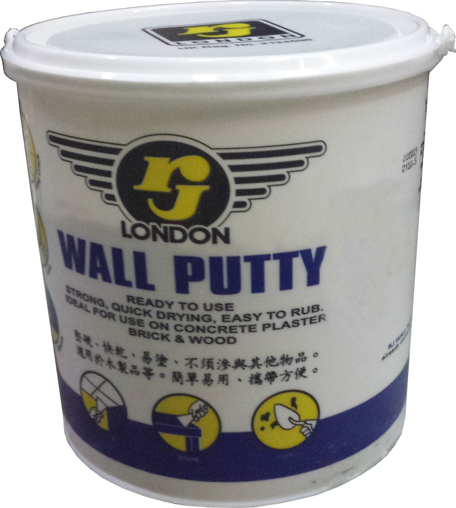 RJ WALL PUTTY 5KG | Fillers, Putty & Waterproofing | Horme ...