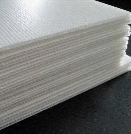 Corrugated Pp Sheet White Building Materials Horme