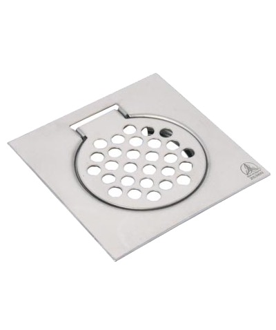 Showy Square Stainless Steel Grating 4 Quot 2538n 2538 501