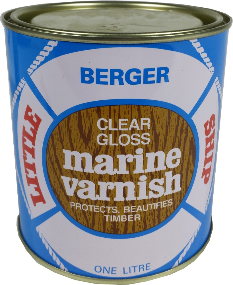 Berger marine varnish for exterior wood 1l wood metal - What temperature can you paint outside ...