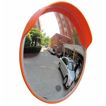Convex Mirror Outdoor C W Bracket Workplace Safety