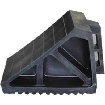 Rubberized Car Wheel Chock 270mm X 120mm X 180mm Other