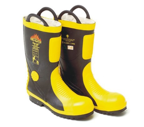 Harvik Fire Fighting Boot 9687l Safety Footwear Horme