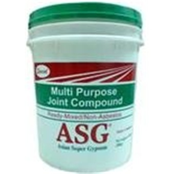 Asg Joint Compound 28kgs Pail Fillers Putty