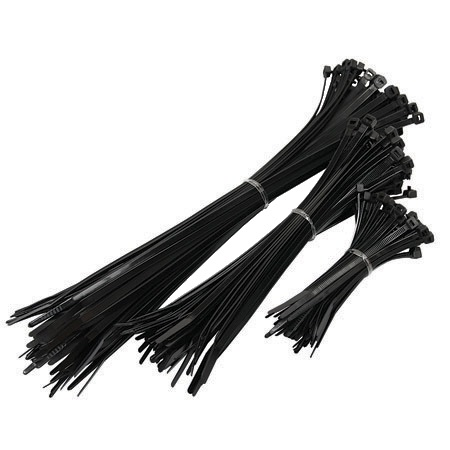 CABLE TIE BLACK 100/PKT | Fasteners | Horme Singapore