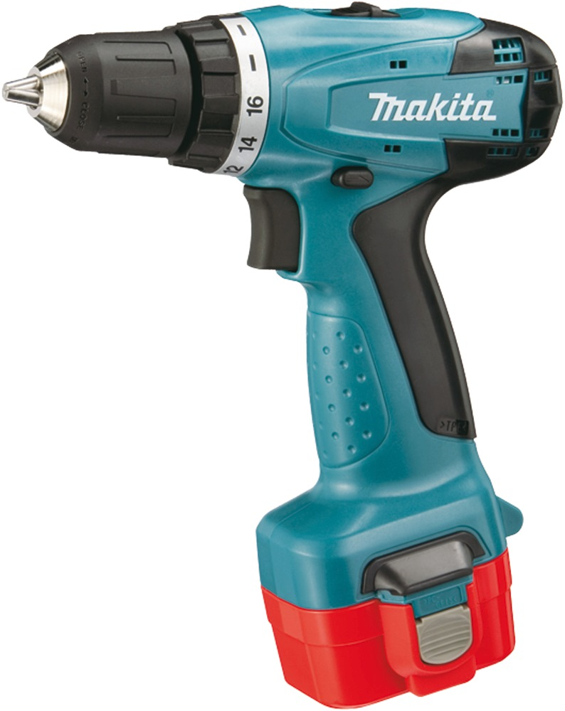 makita 9 6v ni cd drill 6261dwpe cordless drills impact drivers wrenches horme singapore. Black Bedroom Furniture Sets. Home Design Ideas