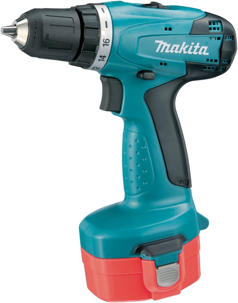 MAKITA 14 4V NI-CD DRILL, 6281DWPE | Cordless Drills, Impact Drivers