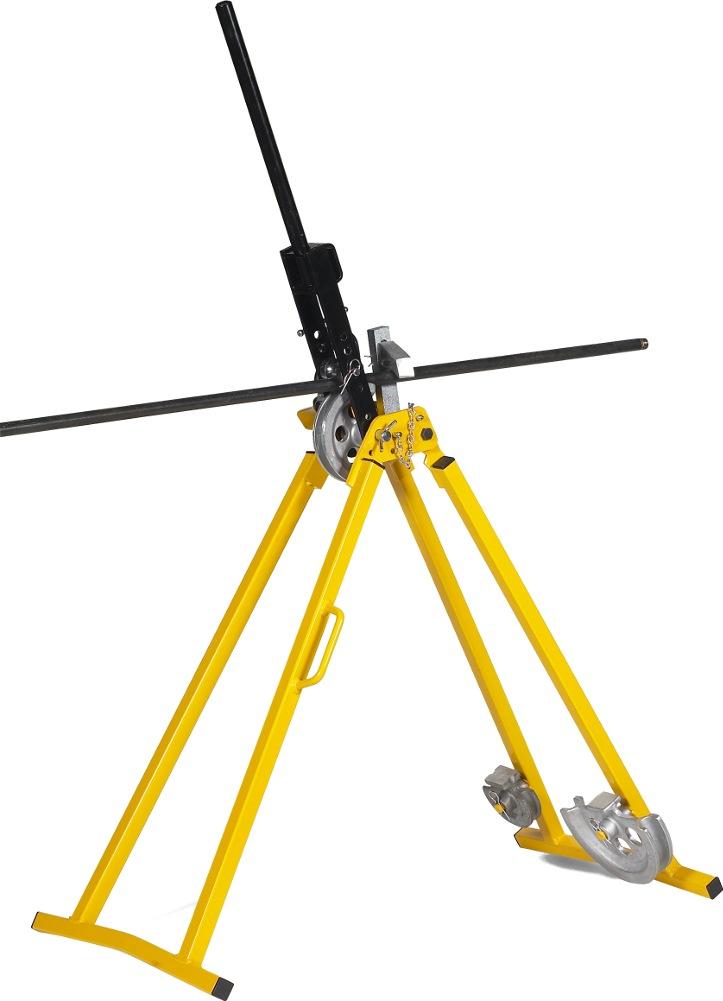 Irwin El Range Conduit Bending Machine Plumbing Tools