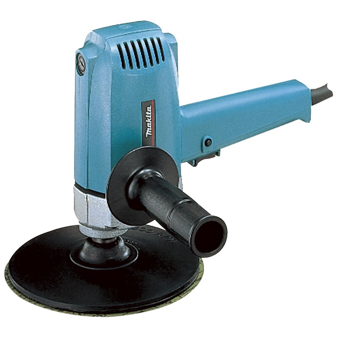 Makita 180mm 7 disc sander 570w 9218sb corded - Lijadora de pared segunda mano ...