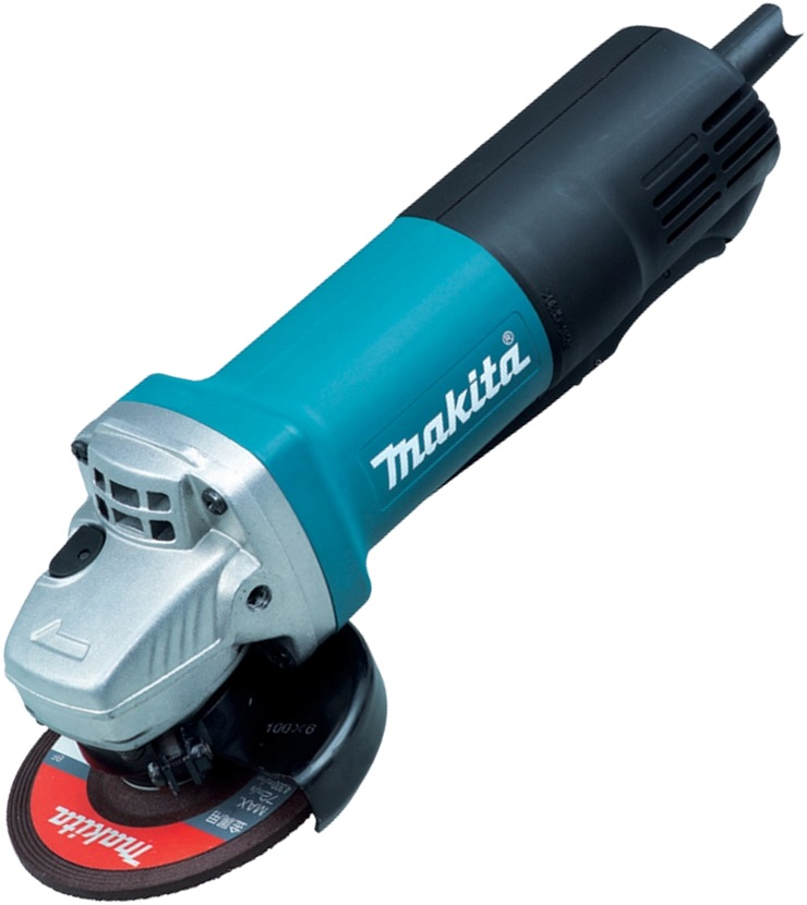 "MAKITA 4""(100MM) ANGLE GRINDER PADDLE SWITCH, 840W ..."
