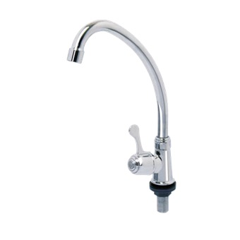 Showy Quarter Turn Lever Tap 6051