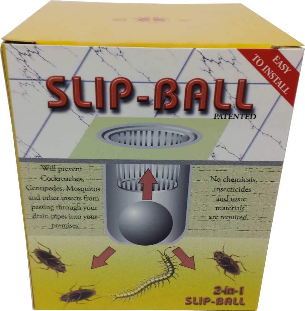 Zoom & 2 IN 1 SLIP BALL (NON TOXIC)   Insect u0026 Pest Control Products ...