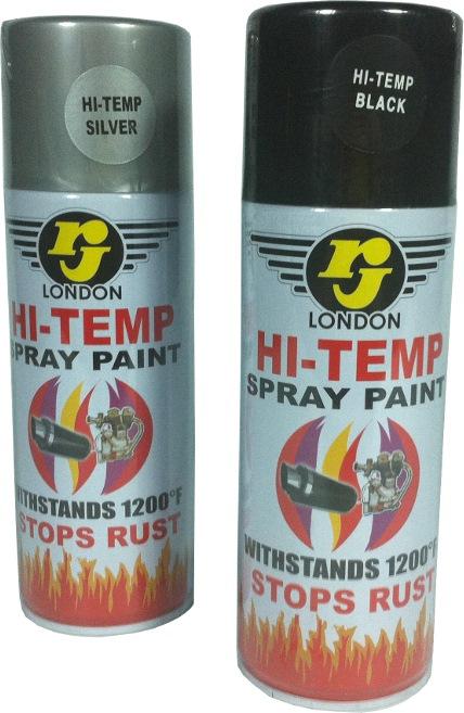 High Temp Acrylic Paint