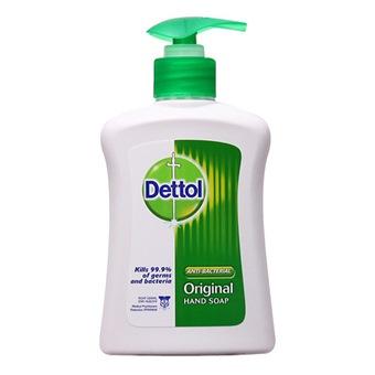 dettol original liquid hand wash 250ml hand soaps