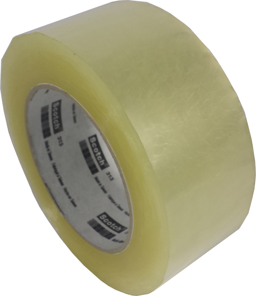 3m scotch opp tape clear 48mm x 80m adhesive packing for Bathroom ideas 3m x 3m