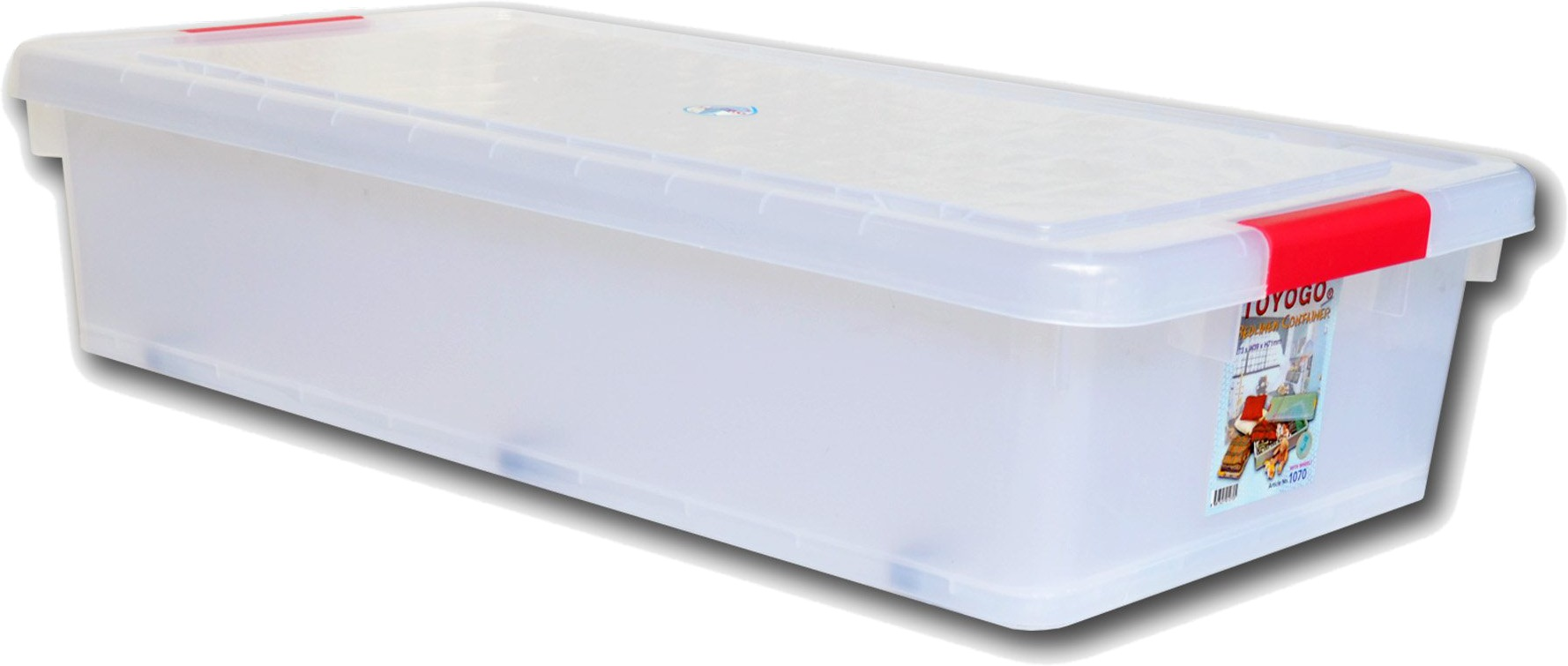 TOYOGO STORAGE BOX WITH COVER 28L  1070