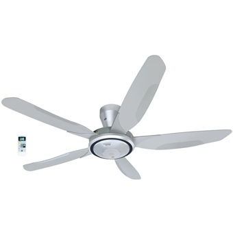 Kdk 5 blade ceiling fan led lamp 150cm with remote v60wk fans kdk 5 blade ceiling fan led lamp 150cm with remote v60wk mozeypictures Images