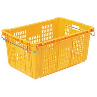 NPC PLASTIC BASKET 86L L725XW468XH333MM NAP108N Storage Boxes