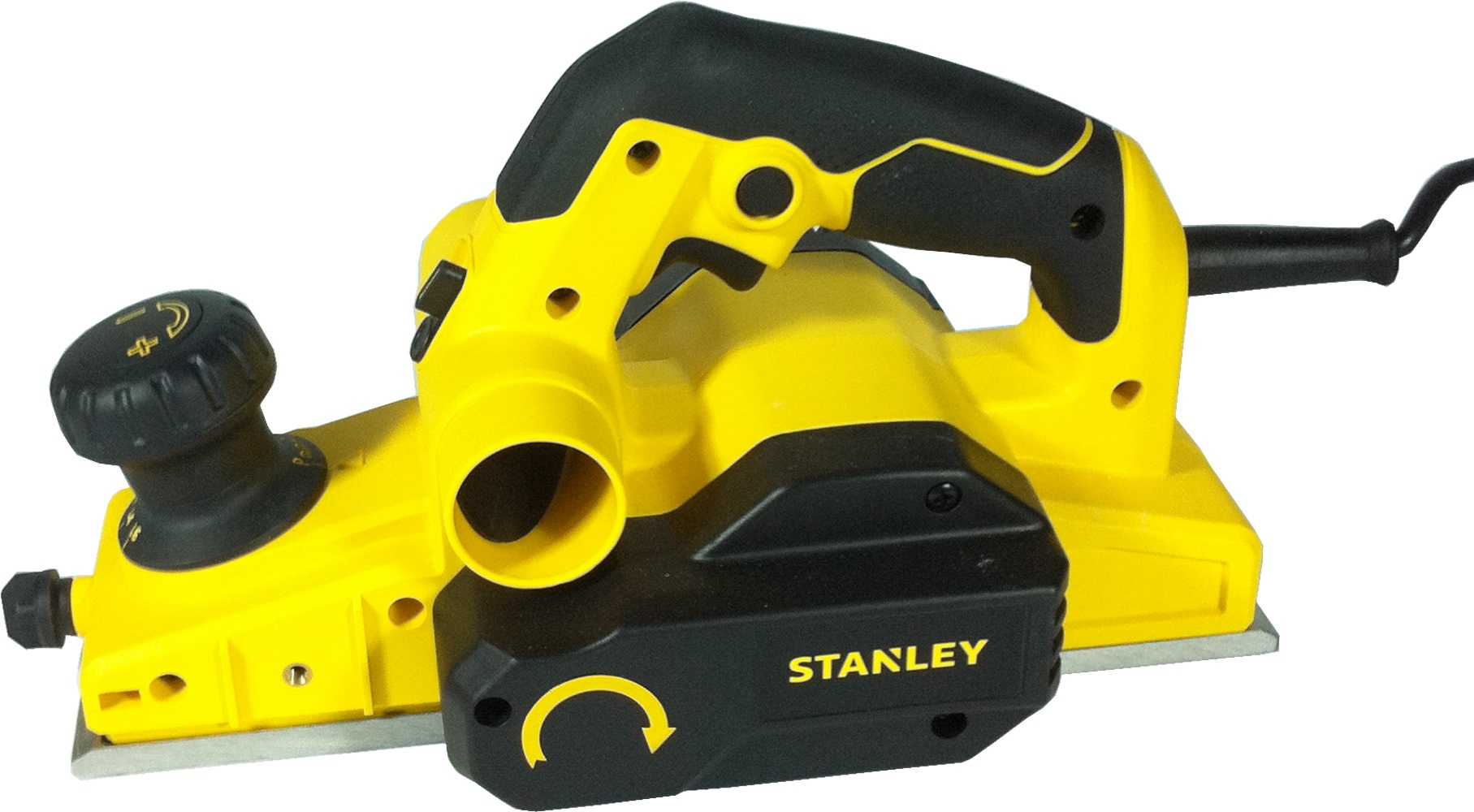 Stanley 82mm 3 1 4 Power Planer 750w Stel630 Corded Planers What Does An Electric Do