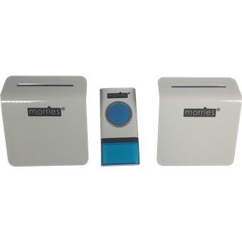 Morries Wireless Door Bell Double Bs Plug Type B288 2