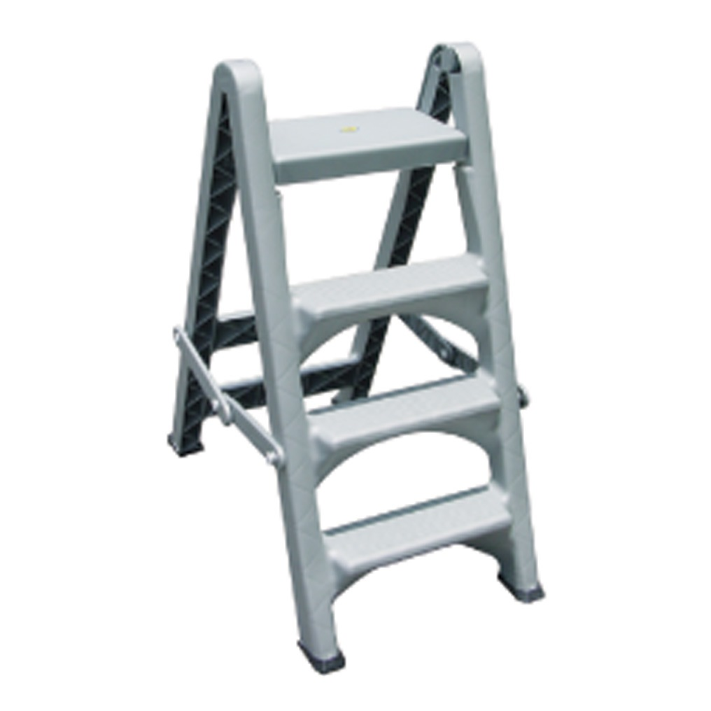Toyogo 4 Step Plastic Ladder 7743 Ladders Amp Platforms Horme Singapore