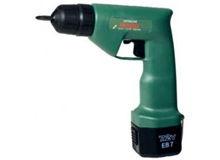 hitachi drill battery. hitachi 7.2v 2x1.5ah ni-cd driver drill, dn10dsa hitachi drill battery s