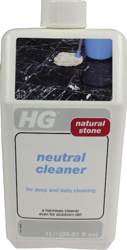 hg marble stone neutral cleaner hg222 1l cleaning. Black Bedroom Furniture Sets. Home Design Ideas