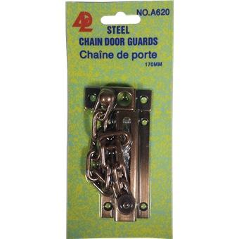 Adl Chain Door Guard A620 Door Hardware Amp Locks Horme