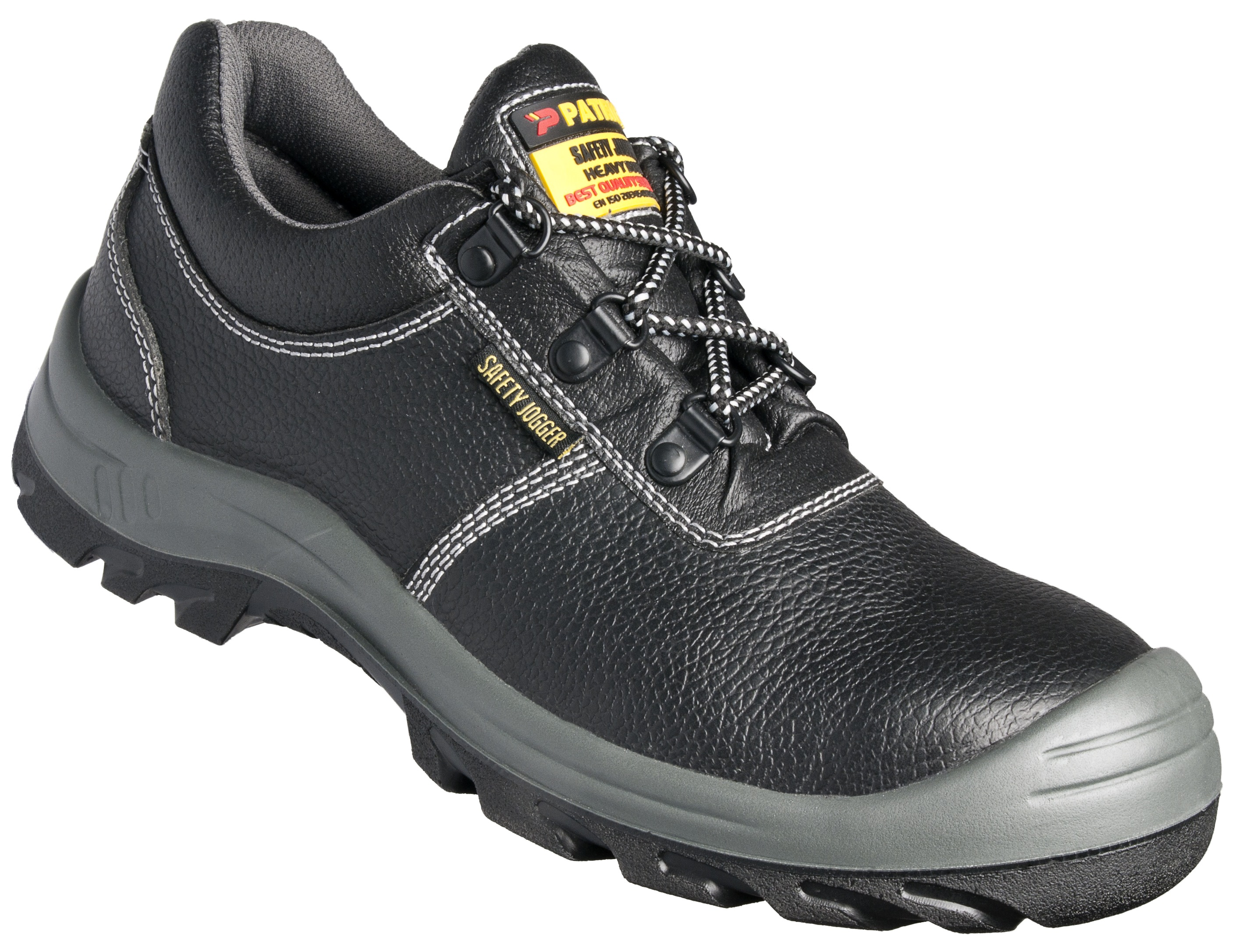 Amblers Safety FS45 Mens Steel S1 Safety Shoes Black 45 8GRoPhuAnu