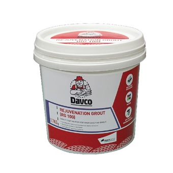 Davco Rejuvenation Grout Rg100 1 7kg Fillers Putty