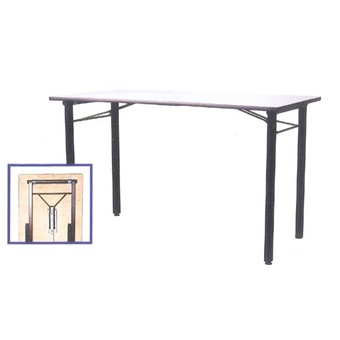 uib 1829 multipurpose folding table 1520mml x 600d x 750h 2 x 5