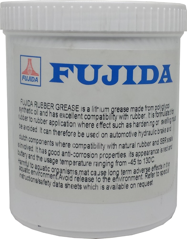 Fujida Rubber Grease Red 500gm Greases Oils
