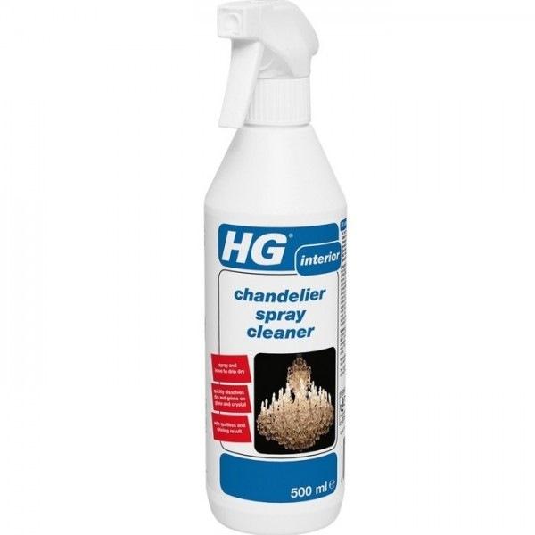hg chandelier spray cleaner hg167 500ml cleaning. Black Bedroom Furniture Sets. Home Design Ideas