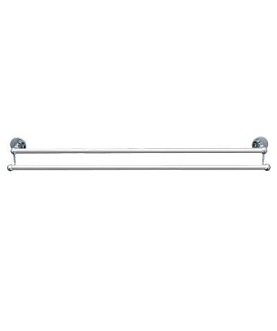 Showy New Elite 30x19mm Hd Double Ss Towel Bar Hanger 2789 30