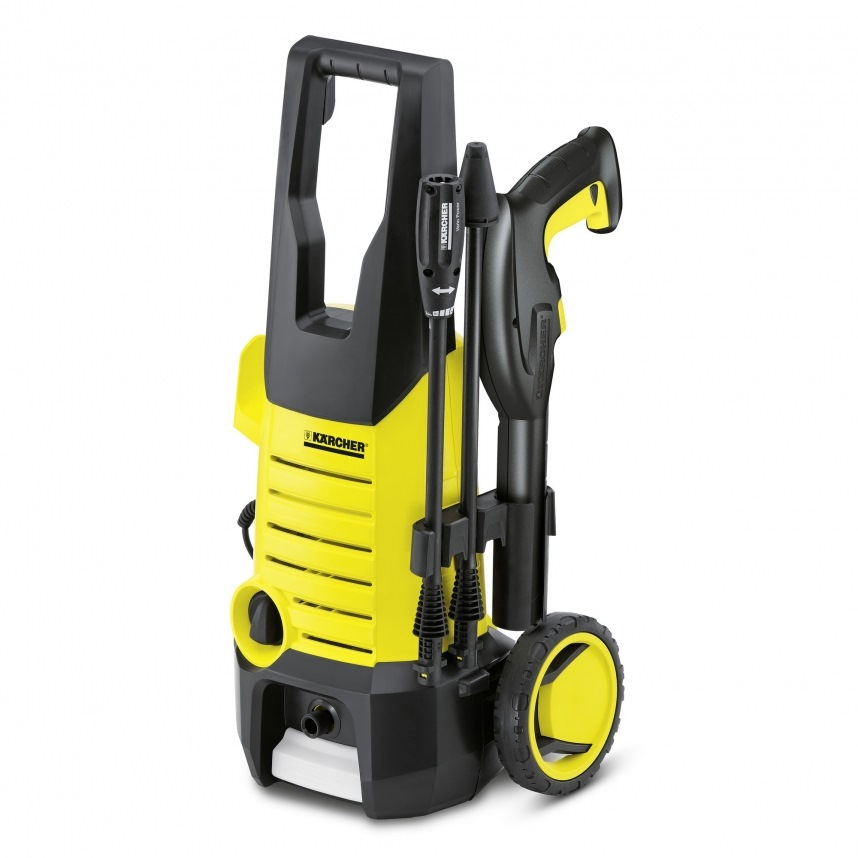 karcher 120 bar high pressure cleaner 1400w pressure washers horme singapore. Black Bedroom Furniture Sets. Home Design Ideas