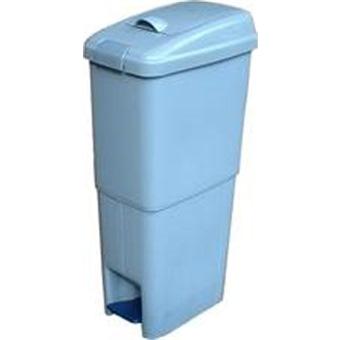 Rect Plastic Sanitary Bin Foot Pedal Amp Anti See Through