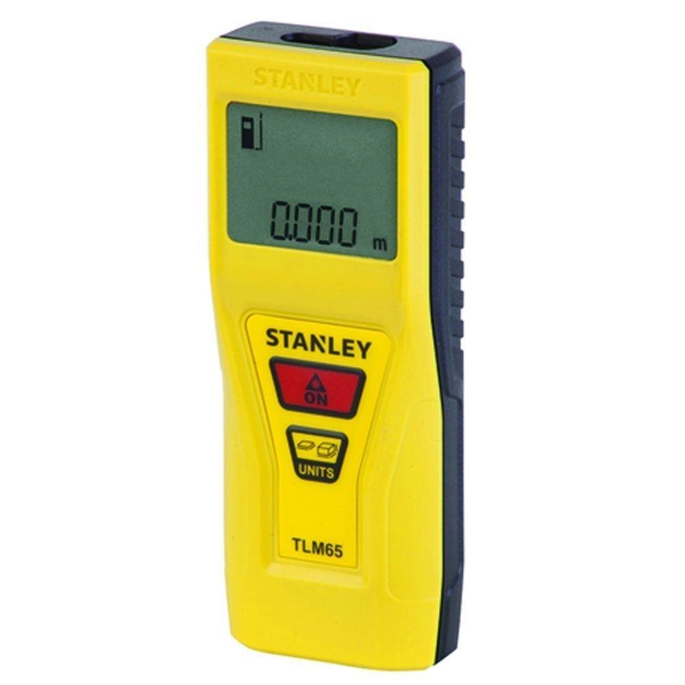 Stanley laser distance measurer range 20m tlm65 laser measure inspection horme singapore - Laser mesure distance ...