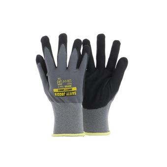 Safety Jogger All Flex Pu Nitrile Mircofoam Glove En 388