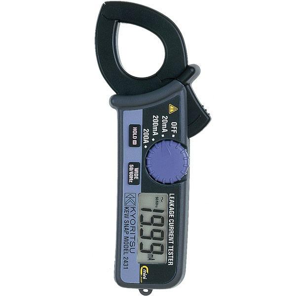 Electrical Leakage Tester : Kyoritsu kew snap leakage current tester electrical