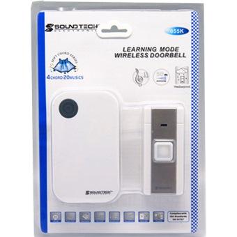 Soundtech Digital Wireless Doorbell 055k Door Bells