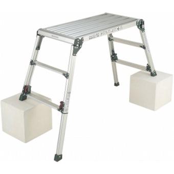 Pica Adjustable Work Platform Dwx Series Ladders
