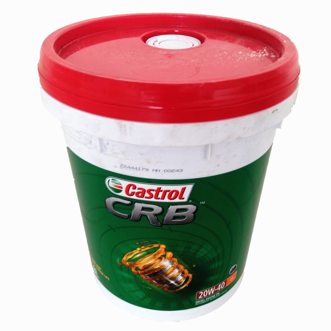 Castrol Engine Oil Crb 20w40 18l Lubricants Oils
