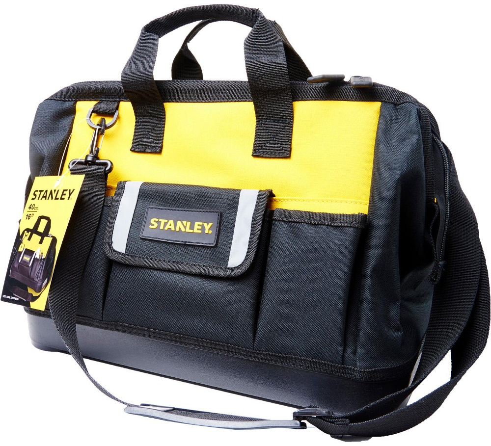 Stanley Open Mouth Tool Bag 16 Stst516126
