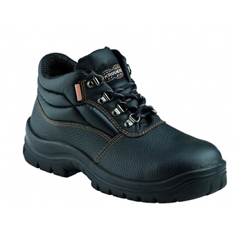 KRUSHERS SAFETY SHOE FLORIDA BLACK [S1 EH] | Safety Footwear | Horme Singapore