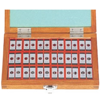 Mitutoyo Series 313 3 Wire Thread Measuring Set