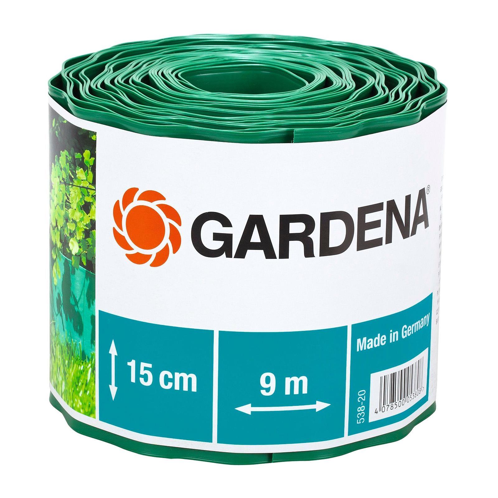 GARDENA LAWN EDGING G538 / G540 | Plant Pots, Planters, Saucers ...